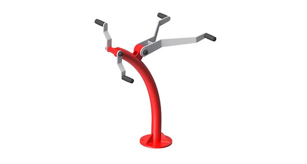 Bicicleta Antebrazo CF-4015 inclusivo